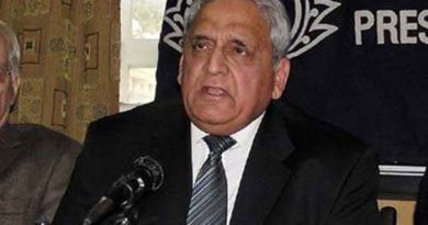 Actual corruption is much higher than CPI of Transparency International – Hashmat Habib