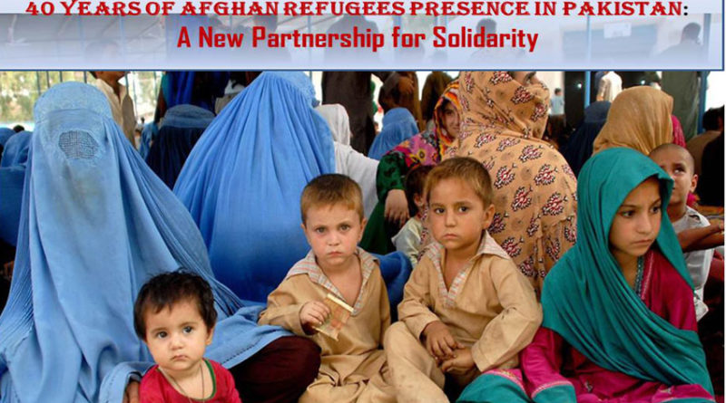 Int'l conference to mark 40 years of Afghan Refugees in Pakistan begins today