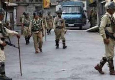 Indian troops intensify cordon and search operations in occupied Kashmir