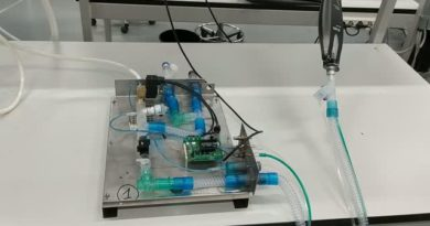 Particle physicists design simplified ventilator for COVID-19 patients