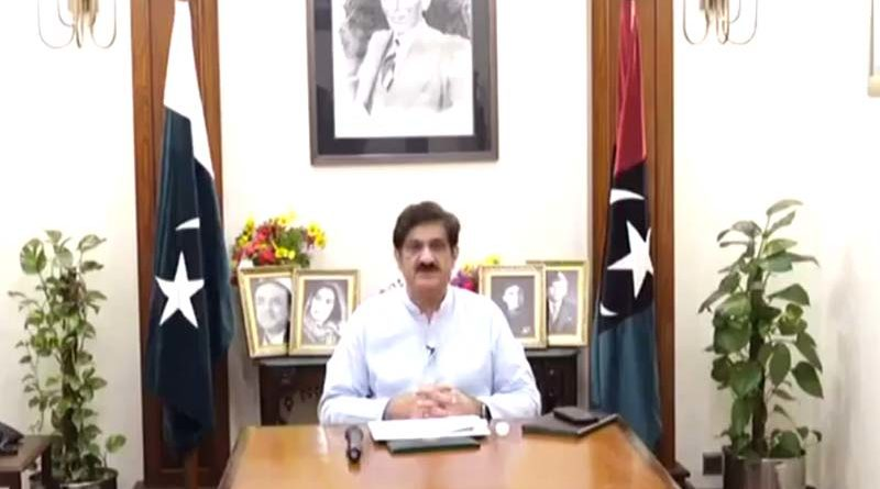Increasing number of cases in slum areas is worrying, says Sindh CM