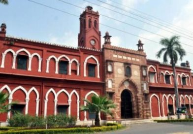 Two Kashmiri students at AMU booked over Facebook post