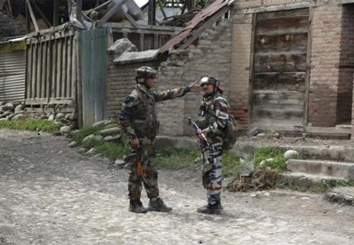 Indian troops launch CASO in Baramulla