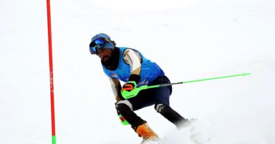 Pakistan air Force skiers steal the show at 15th Shah Khan Alpine Ski Cup 2021