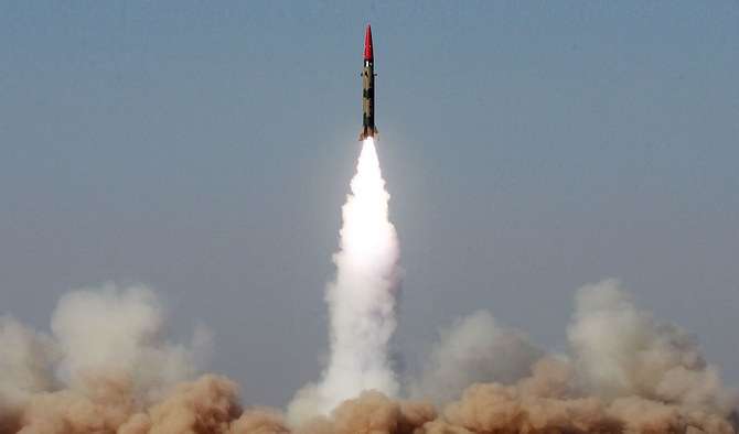Pakistan successfully test-fires Ghanznavi ballistic missile: ISPR