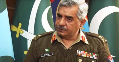 Action taken against army officers over Ehsanullah Ehsan's escape: DG ISPR