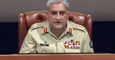 Army chief emphasises 'high standards of operational preparedness' along LoC, Afghan border