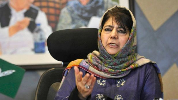 Mehbooba asks for opening of major mosques in IIOJK for Friday prayers