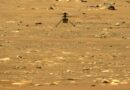 The Mars helicopter Ingenuity is ready to fly again after the radio switch off between the planets