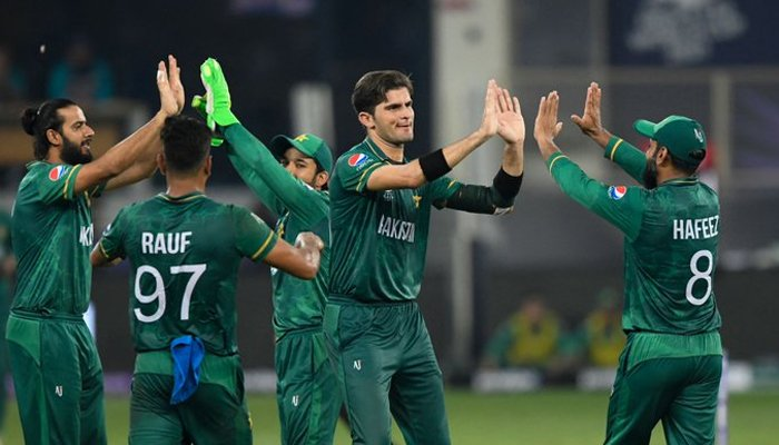 T20 World Cup: Babar, Rizwan lead Pakistan to record-breaking victory against India