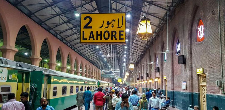 Several Lahore bound trains cancelled due to outlawed TLP protest