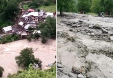 Cloud bursts wreak havoc in 4 villages of Ganderbal