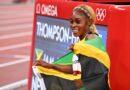 Jamaica sweep women's 100m, Djokovic leaves Tokyo empty-handed