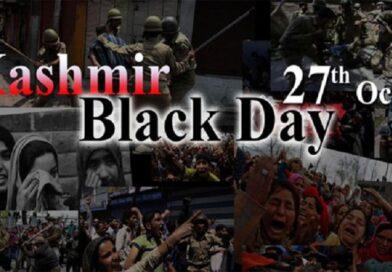 Kashmiris observe Black Day today