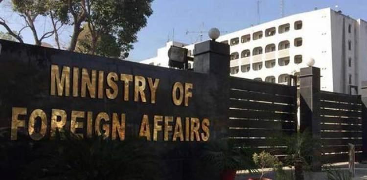 FO Summons Indian envoy over killing of Pakistan prisoner in IIOJK
